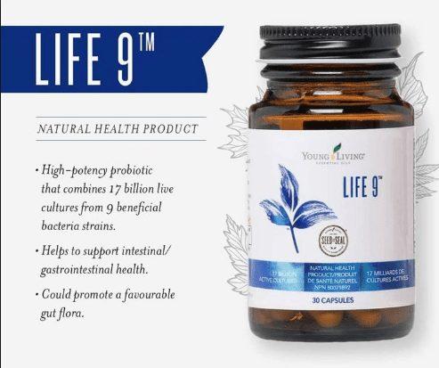 Life 9 – Hi-Potency Probiotic