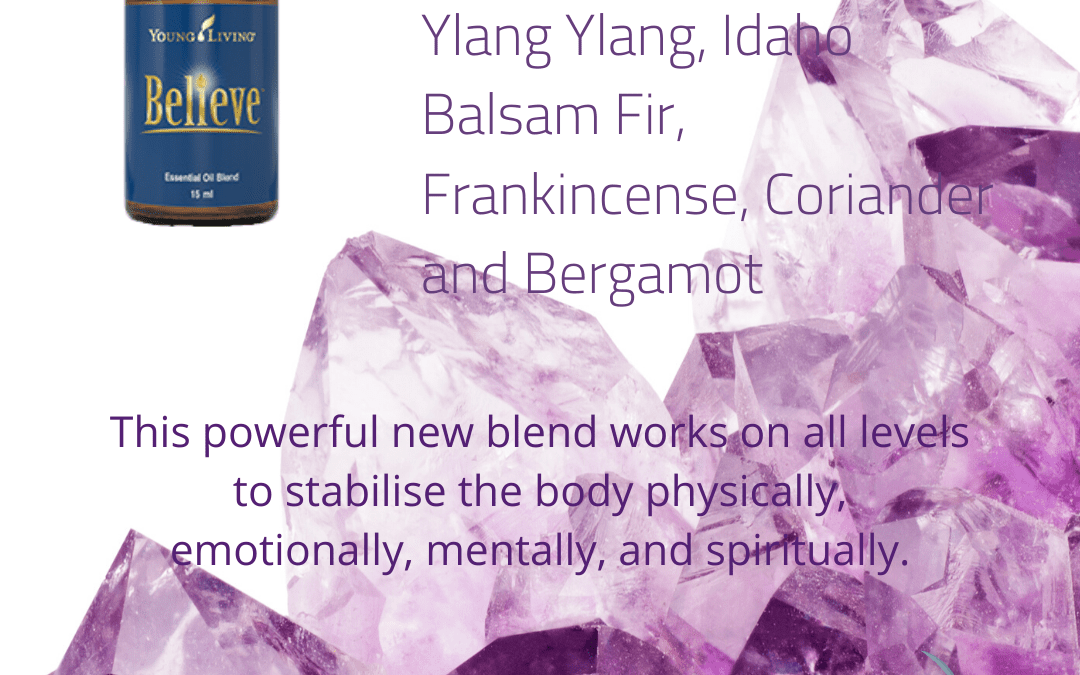 Believe Blend & Its Effects On The Body