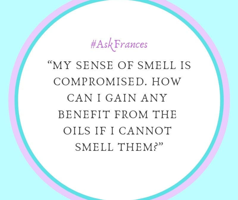 Compromised Sense of Smell1 min read