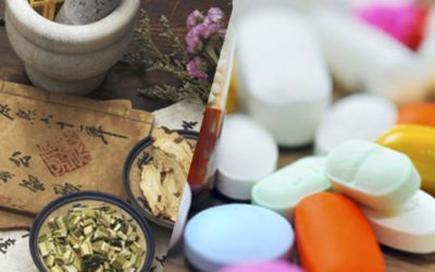 Chinese Herbs, Pharmaceutical Drugs and Essential Oils