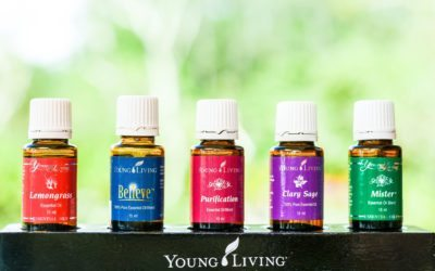 Sharing Young Living with Confidence!