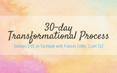 30 Day Transformation Process