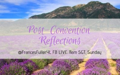 👑 Post-Convention Highlights/ Reflections 👑