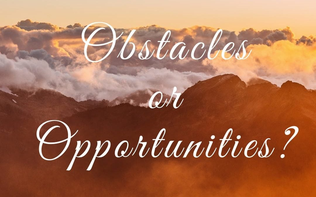 Obstacles or Opportunities1 min read