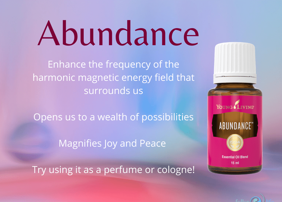Using Abundance Blend