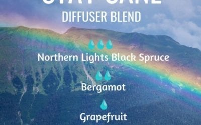 Diffuser Blend to stay Sane