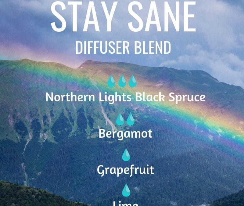 Diffuser Blend to stay Sane1 min read