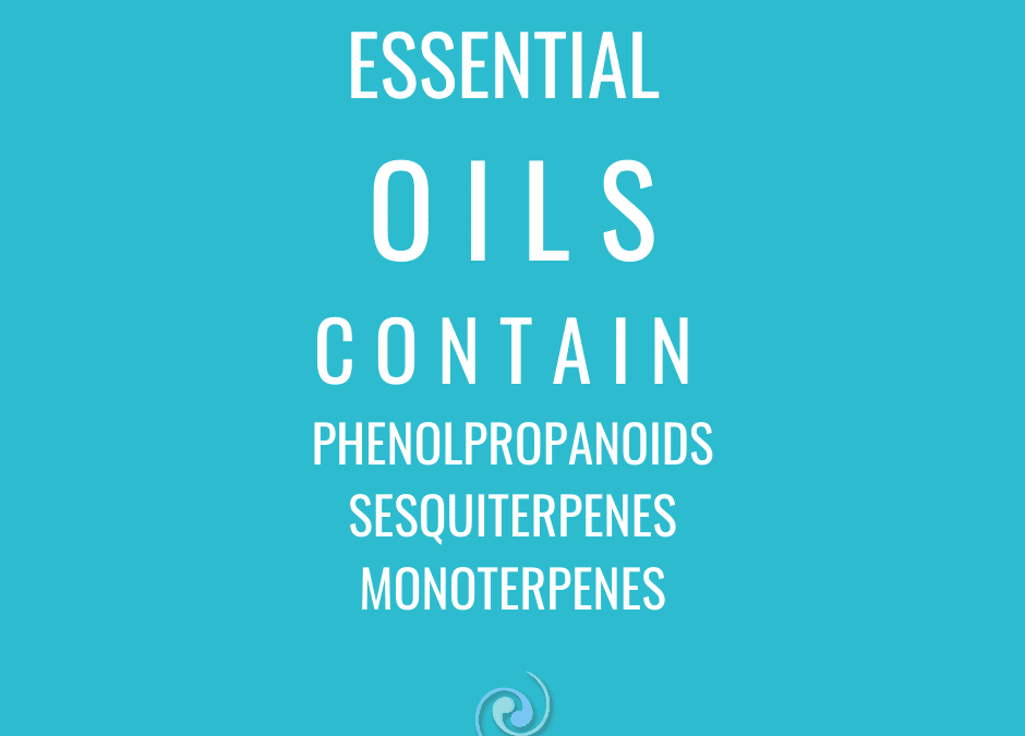 Do all essential oils contain these compounds?