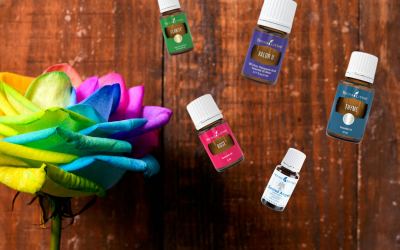 Creating Your Healing Space with Oils